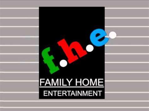 family home entertainment 1993 2014 logo
