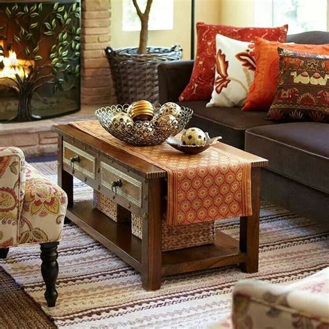 25 best ideas about coffee table runner on