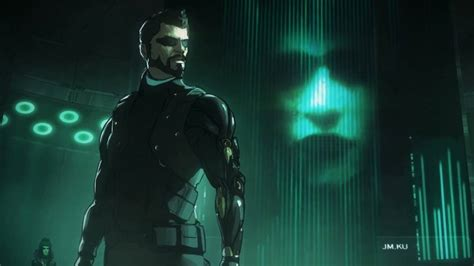 deus ex movie deus ex mankind divided 101 trailer
