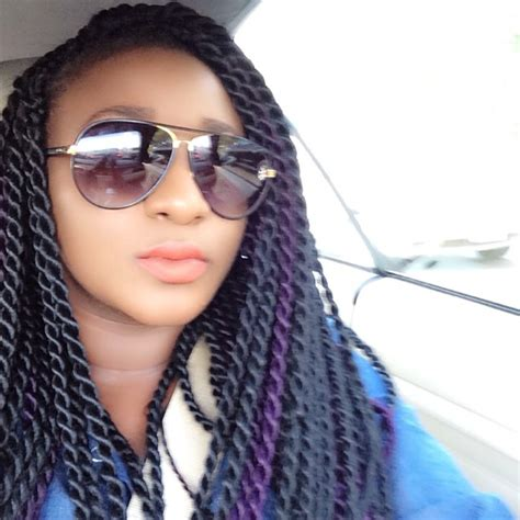 hairstyles of yvonne nelson who rocked it better yvonne nelson vs ini edo gossip