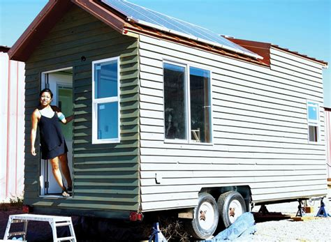 building a tiny house on wheels tiny house blogs tiny house blogs part 5