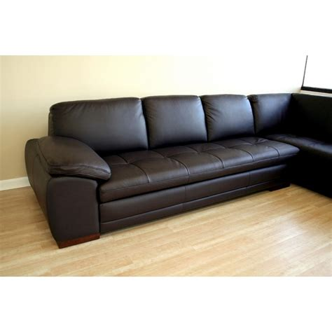 dark brown couches diana dark brown sofa chaise sectional see white