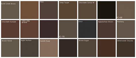 brown paint colors designers favorite brands colors flickr photo