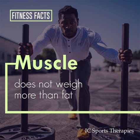 Weights More Than by Friday Fitness Fact 4 Ic Sports Therapies