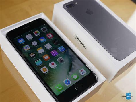 apple iphone 7 plus unboxing