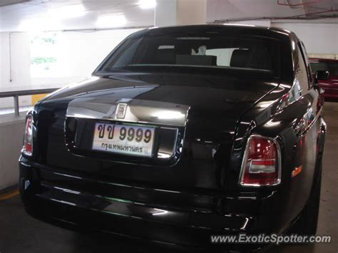 Rolls Royce Phantom Spotted In Bangkok Thailand On 07 08 2011