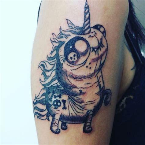 tattoo unicorn japanese my unicorn tattoo its sooo cute and fluffy tattoos