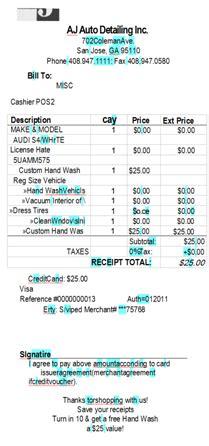 car wash invoice template car detailing receipt rabitah net