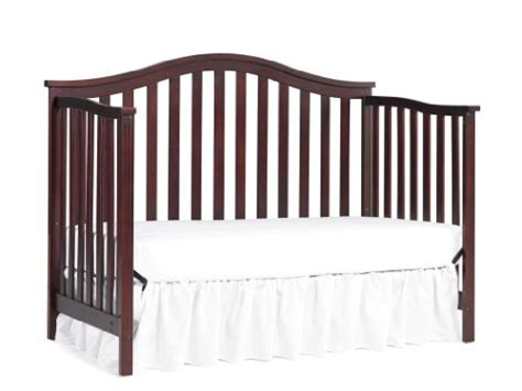 Discontinued Cribs by Nursery 101 Sidney Convertible Crib Classic Cherry