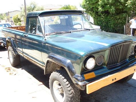 1966 jeep gladiator fullsizedjeepfan 1966 jeep gladiator specs photos