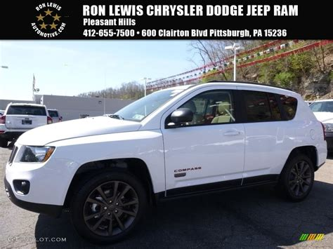 2016 jeep sport white 2016 bright white jeep compass sport 112369460 gtcarlot