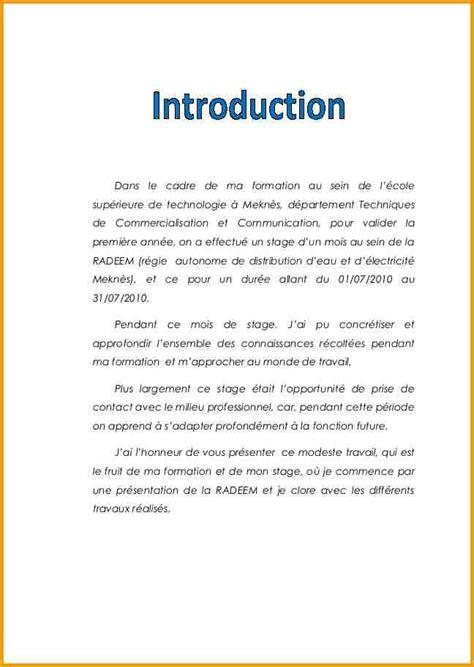 Exemple D Introduction De Lettre Administrative 12 Exemple D Introduction Lettre Administrative