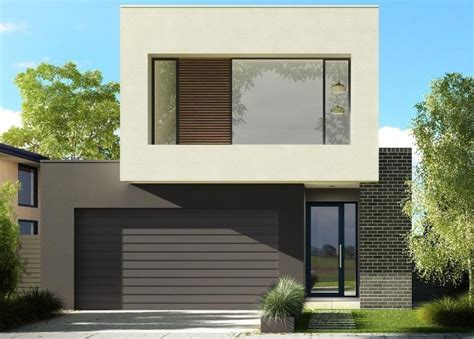 imágenes fachadas minimalistas faiencemarron beige