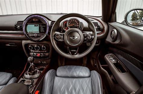 Mini Interior by Mini Clubman Ride Handling Autocar