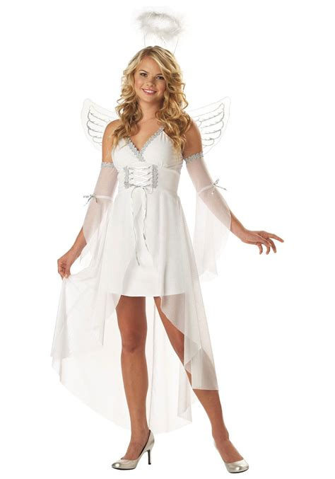 preteen angel costume teen angel costume