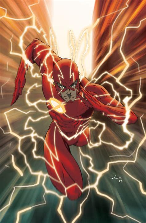 Flash New 52 new 52 flash by ian navarro on deviantart