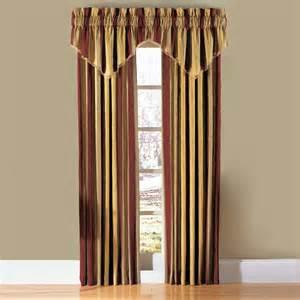 Waverly Curtains Drapes Waverly 10427050084ag Capulet Stripe Curtain Atg Stores