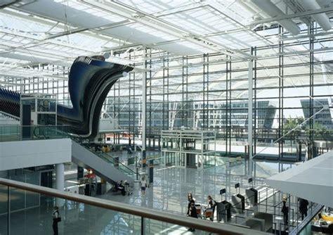 Terminal Kontak 2 koch partner 183 projekte 183 flughafen m 252 nchen 183 terminal 2