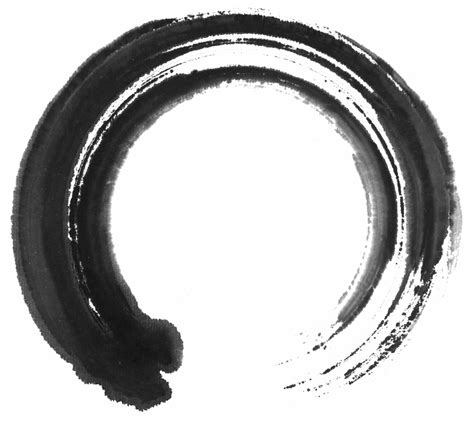 enso a japanese word meaning circle when drawn with an