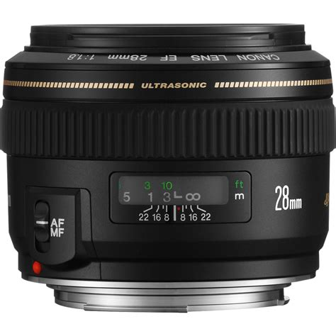 Canon Lensa Ef 28mm F 1 8 Usm buy canon ef 28mm f 1 8 usm lens in wide angle lenses