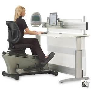 Office Desk Bike The Elliptical Machine Office Desk