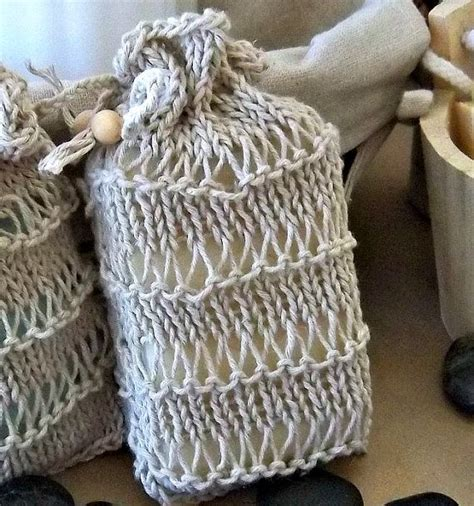knitted soap saver 17 best images about 2 knit bath on sacks