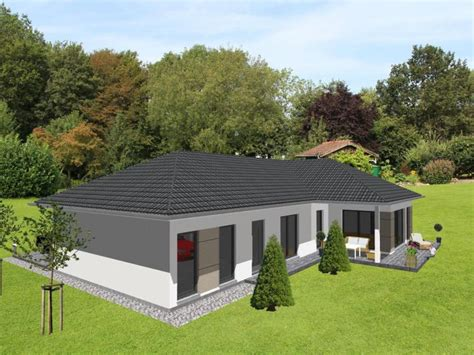 jk traumhaus ᐅ individuell geplant bungalow in modernem ambiente