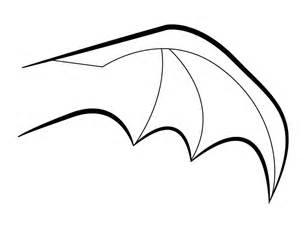 Bat Wing Template by Bat Wings Headband Diy Tiffyquake
