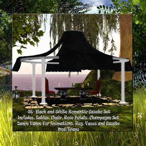 Black And White Gazebo Soul Effects August 2nd Weekend Sale Soul Effects Of