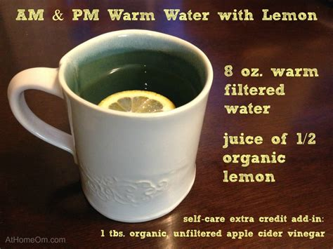 warm lemon water before bed hot lemon water the best way to bookend your day at