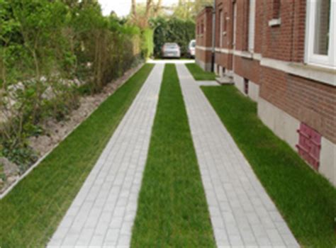 green driveway material grass paving permeable pavers for driveways bc alberta