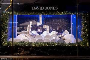 david jones christmas hours david jones displays fail to impress but reports best sales growth daily mail