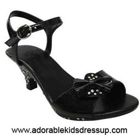 black high heel shoes dress up shoes 8 9