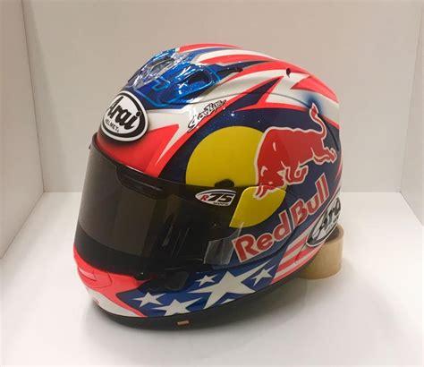Arai Rx7x Hayden racing helmets garage arai rx 7v n hayden 2017 by starline