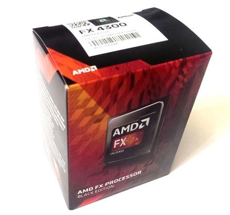 Amd Vishera Fx 4300 38ghz2x2mb 95w Amd Am3 amd fx 4300 vishera 3 8ghz 4 0ghz socket am3