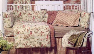 horse crib bedding carousel baby bedding