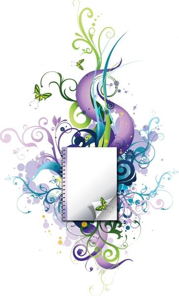 notepad pattern ai notepad fashion pattern vector free vector in adobe