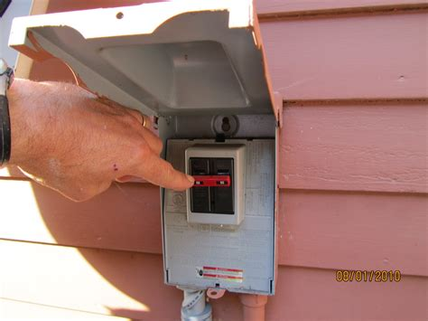 safe heat ls for barns central ac outdoor disconnect box fuse broken 45 wiring