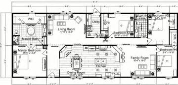 Small Double Wide Mobile Home Floor Plans by Gallery For Gt Double Wide Mobile Home Floor Plans