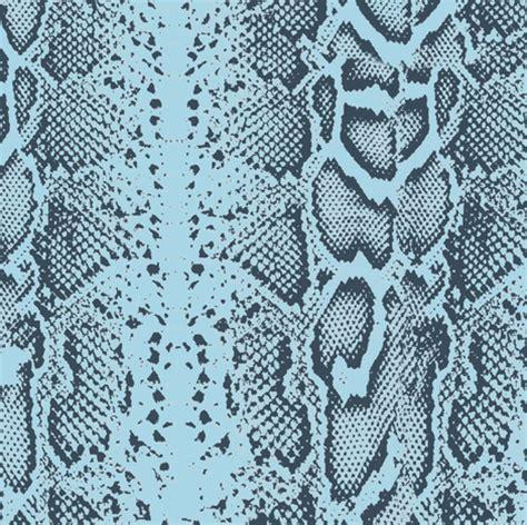snake skin print on behance snake skin blue fabric susiprint spoonflower