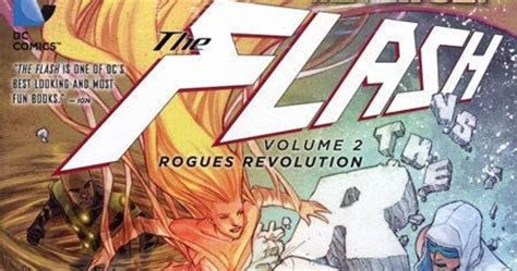 The Flash Volume 2 Rogues Revolution Hc The New 52 review flash vol 2 rogues revolution hardcover paperback dc comics collected editions