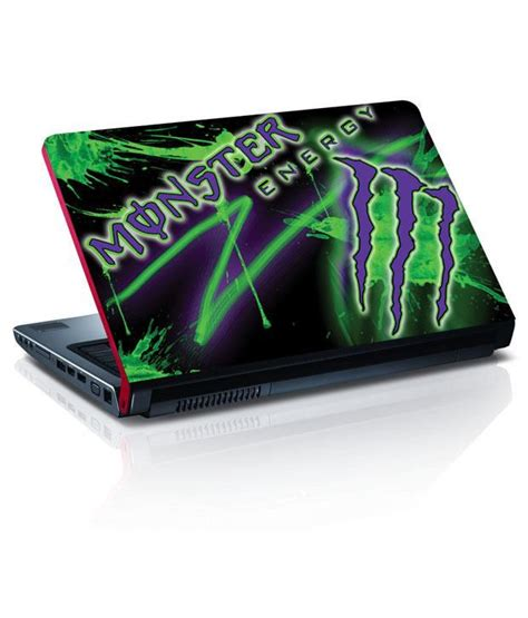 Monster Energy Sticker India by Amore Monster Energy Laptop Skin Buy Amore Monster