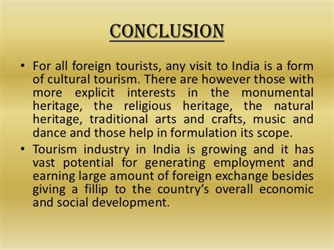 Tourism In India Essay Conclusion conclusion for essay on tourism in india