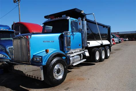 truck tn tri axle dump trucks for sale in tn best truck resource
