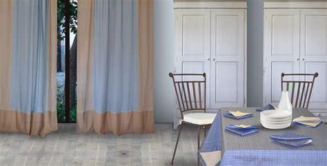 tenda in tenda in lino bicolore cm 330x230 tende tessili