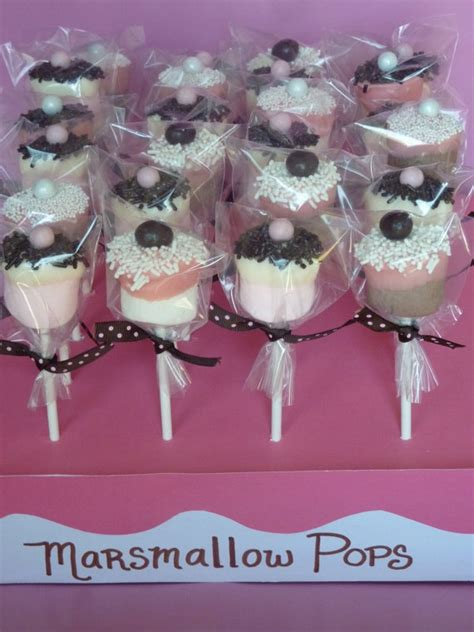 marshmallow for bridal showers 192 best sundae cupcake theme bridal shower images on birthdays treats