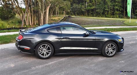 ford mustang 2015 review 2015 ford mustang review autoevolution autos post