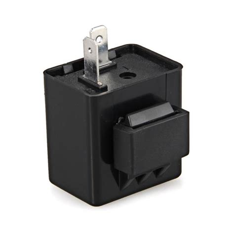 led flasher relay resistor 2x motorcycle led turn signal flasher blinker lights relay 12v 2 pin resistor ebay