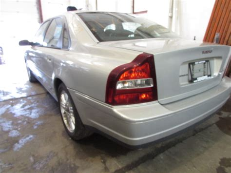 volvo volkswagen 2003 parting out 2003 volvo s80 stock 140339 tom s