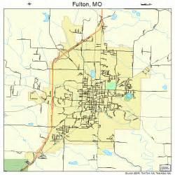 fulton map fulton missouri map 2926182